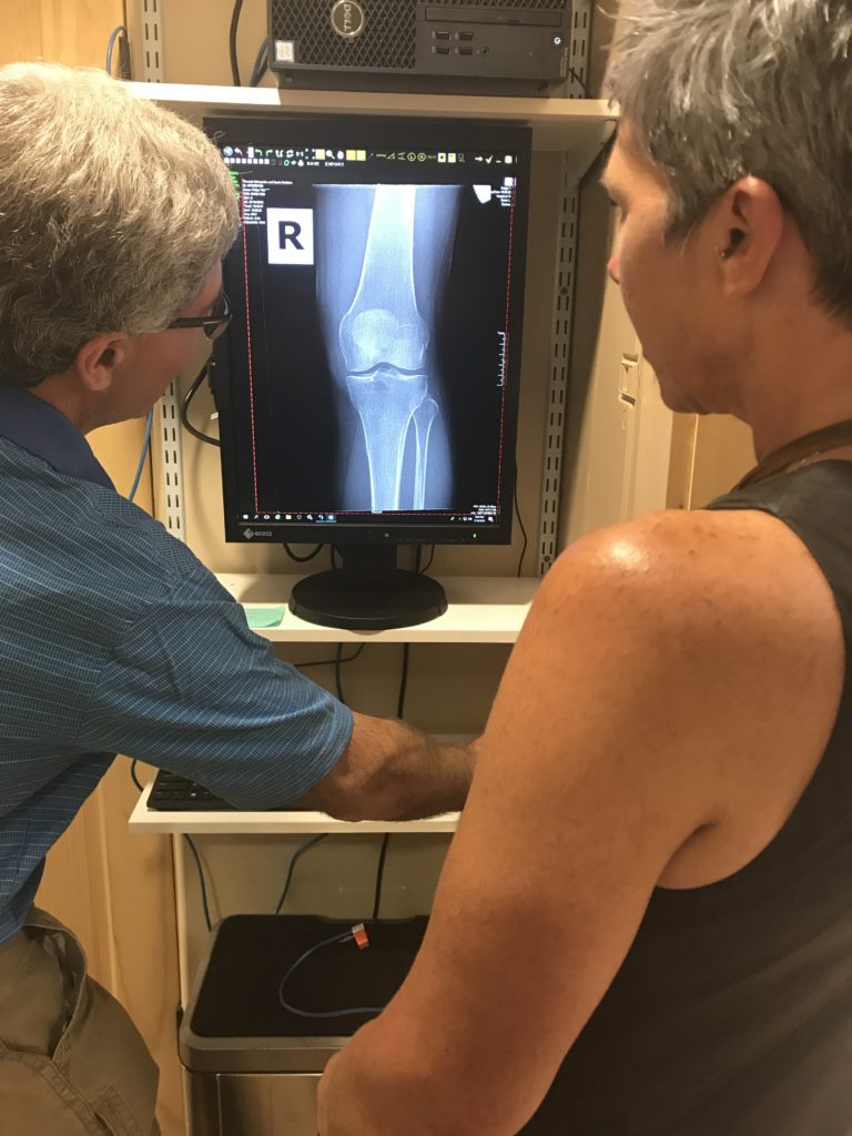 lowest dose x-ray in Gunnison County